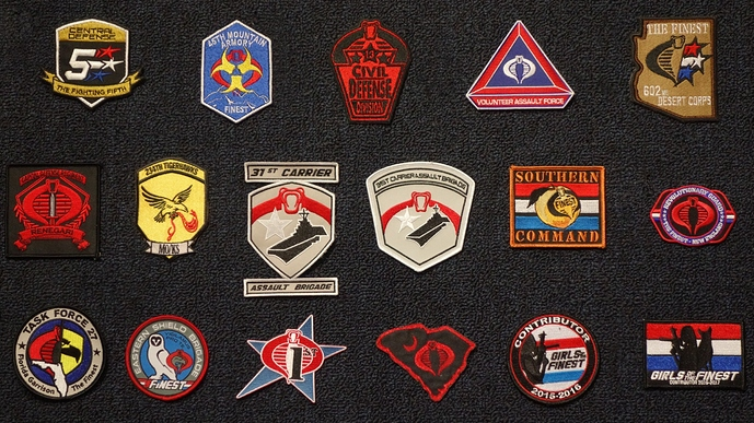 2020 5 Patches